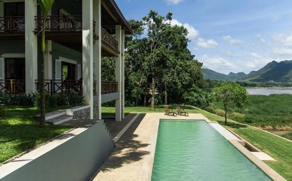 Les 10 plus belles villas d'été vues sur Airbnb - Villa coloniale sur le Mékong