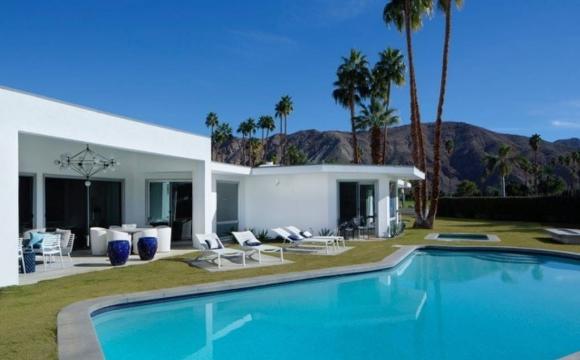 Les 10 plus belles villas d'été vues sur Airbnb - La villa Yosemite of Palm Springs
