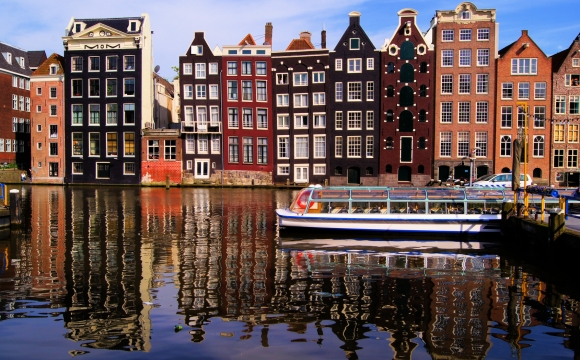 10 activités gratuites à faire à Amsterdam - La ceinture de canaux