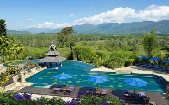 10 hôtels à tester au moins une fois dans sa vie  - L'Anantara Golden Triangle Elephant Camp, Thaïlande