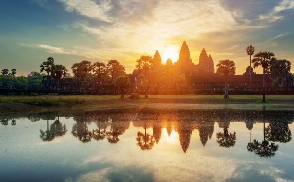 10 voyages à faire une fois dans sa vie - Les temples d'Angkor au Cambodge