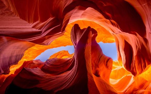 Les 15 plus beaux paysages des Etats-Unis - Antelope Canyon