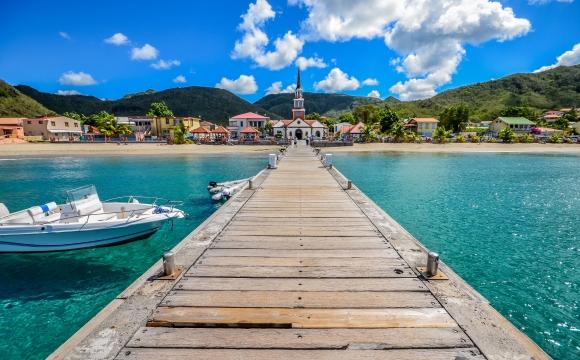 Top 10 destinations soleil en hiver  - Les Antilles Françaises