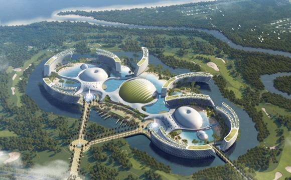 Les 10 plus grands hôtels du monde - L'Aquis Great Barrier Reef Resort