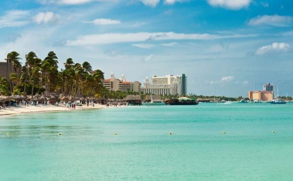 Les 8 plus belles iles des Caraïbes - Aruba