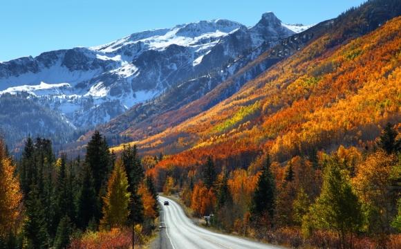 Les 10 plus beaux paysages d'automne - LE COLORADO