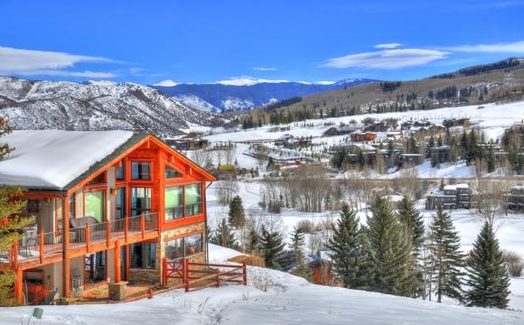Les 5 plus beaux domaines skiables du monde - Aspen, États-Unis