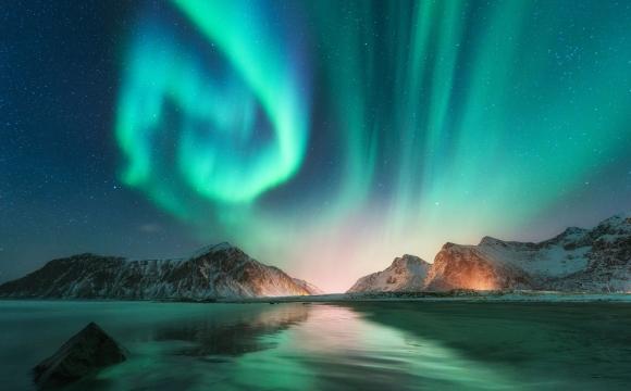 10 voyages à faire une fois dans sa vie - Chasser les aurores boréales en Norvège