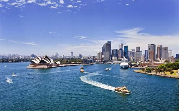 10 pays à choisir pour partir en PVT - L'Australie