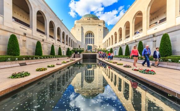 Les 10 plus belles villes à Noël - Canberra, Australie