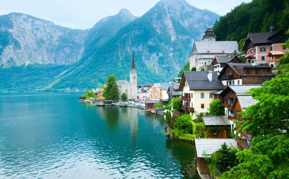 Les 10 pays au monde où les gens sont les plus heureux - L'Autriche
