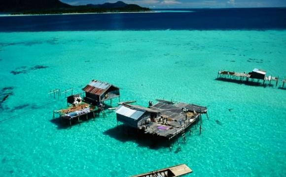 12 endroits pour nager dans l'eau turquoise - Sabah