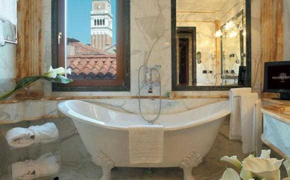 10 hôtels romantiques à Venise - Le Baglioni Hotel Luna