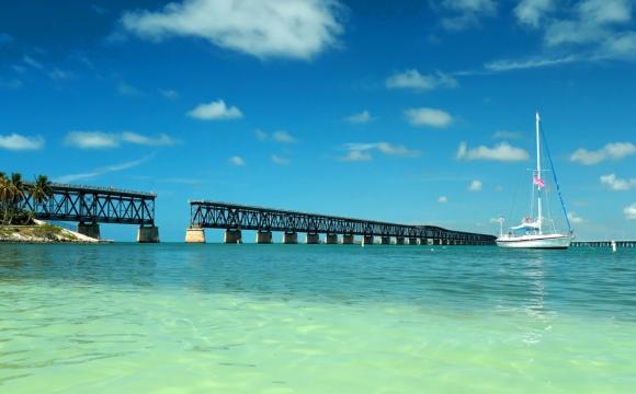 Les 15 plus beaux paysages des Etats-Unis - Les Keys