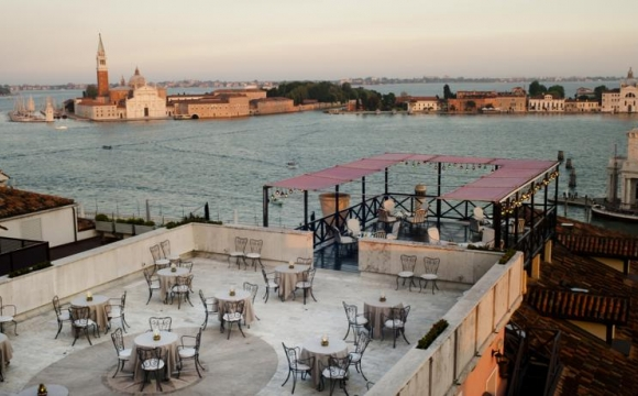 10 hôtels romantiques à Venise - Le Bauer Palazzo
