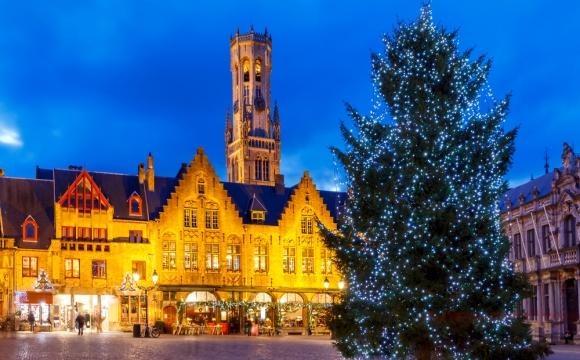 Les 10 plus belles villes à Noël - Bruges, Belgique