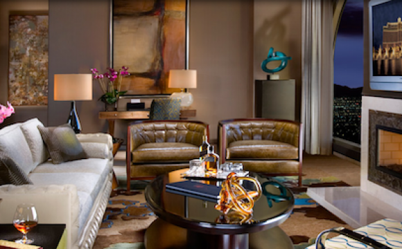 Les 10 plus belles suites d'hôtels du monde  - Bellagio, Presidential Suite