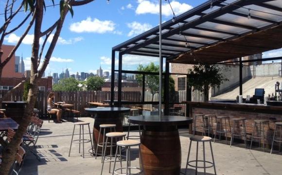 10 bars rooftops à New-York - Berry Park : chaleur et détente