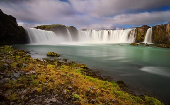 Les 10 plus belles cascades du monde - Chutes de Godafoss