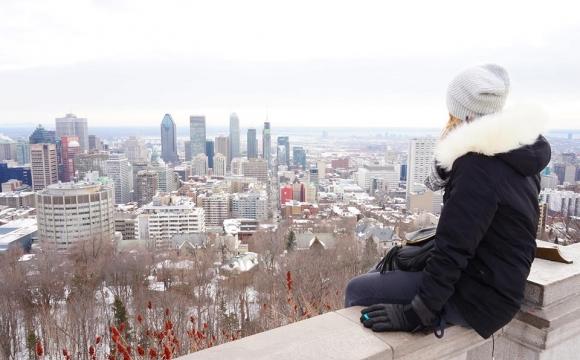 10 visites immanquables au Québec par Bird of Passage America - Le Belvédère du Mont Royal