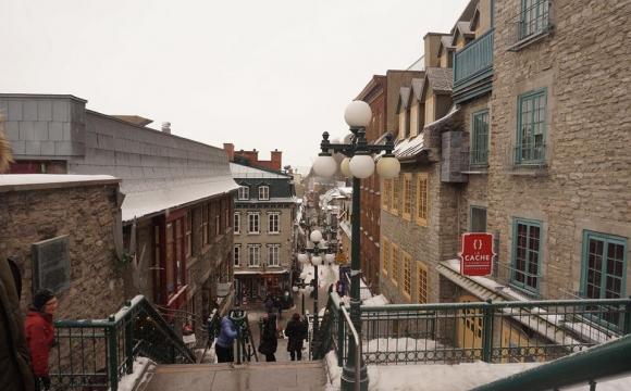 10 visites immanquables au Québec par Bird of Passage America - Le quartier du Vieux Québec
