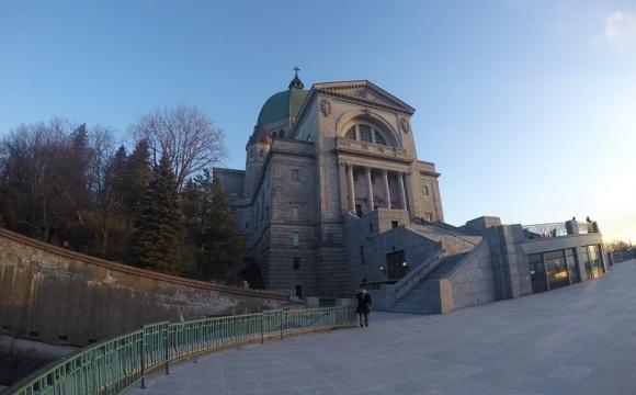 10 visites immanquables au Québec par Bird of Passage America - L'Oratoire Saint Joseph