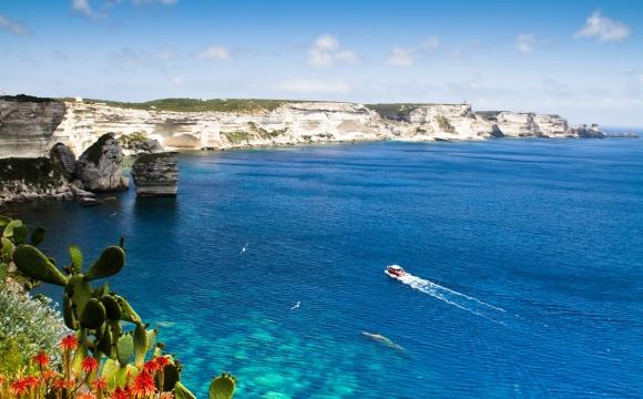Les 10 plus belles falaises du monde - Les falaises de Bonifacio