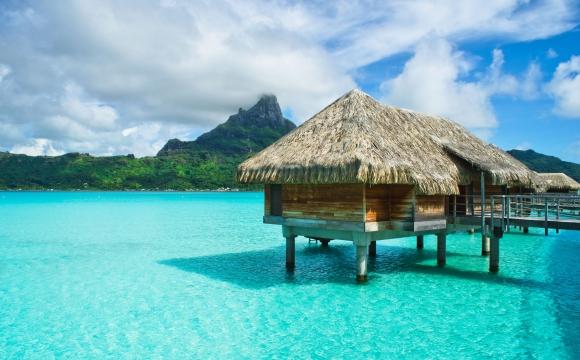 Les 10 plus belles îles du monde - Bora Bora, Polynésie Française