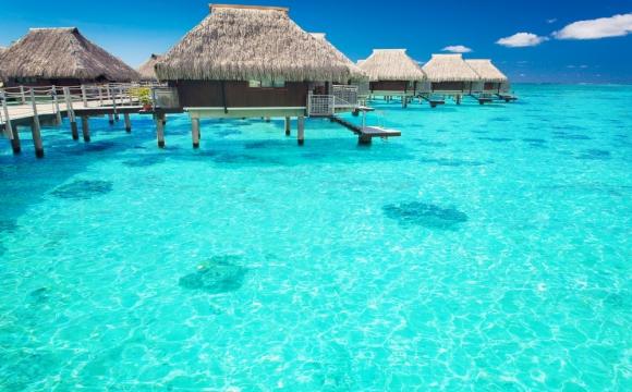 10 destinations pour oublier l'hiver - Bora Bora en Polynésie française