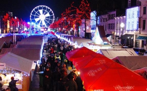 Les 10 plus beaux Marchés de Noël - Bruxelles
