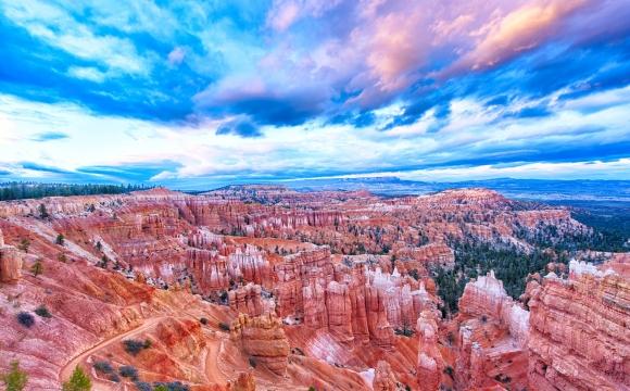 Les 10 plus beaux canyons du monde  - Bryce Canyon