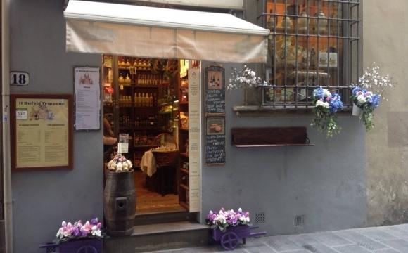 10 restaurants typiques à Florence - Le Bufalo Trippone