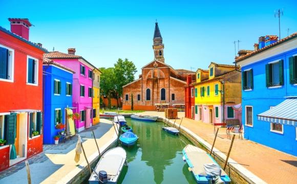 10 villages dignes de cartes postales - Burano