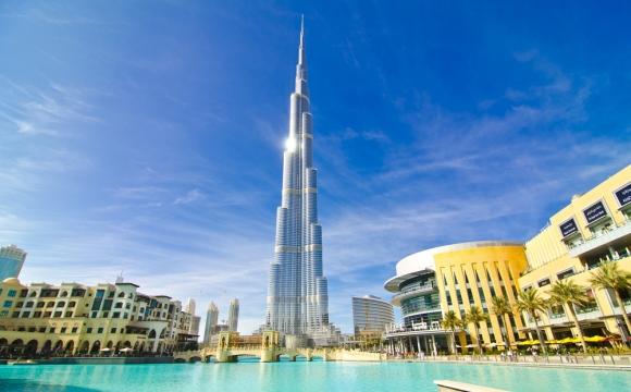 Les 10 plus grandes tours du monde - La Burj Khalifa à Dubaï