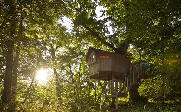 10 hôtels insolites en France - Découvrez la canopée de Gascogne