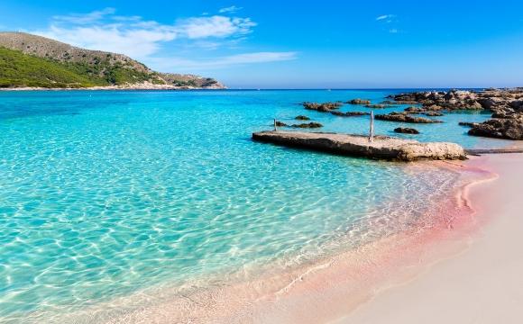 Top 5 des plus belles plages à Majorque - Cala Agulla
