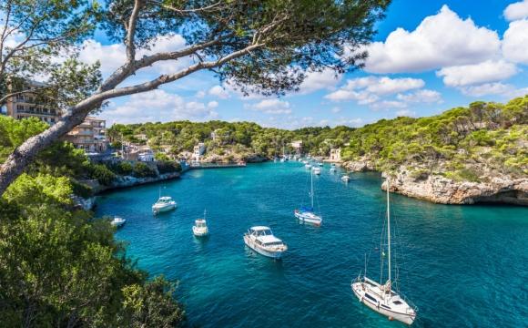 Les 10 plus beaux paysages de Majorque - Cala Figuera