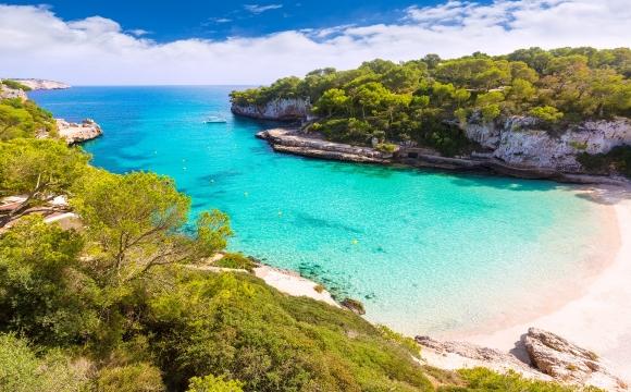 Top 5 des plus belles plages à Majorque - Cala Llombards