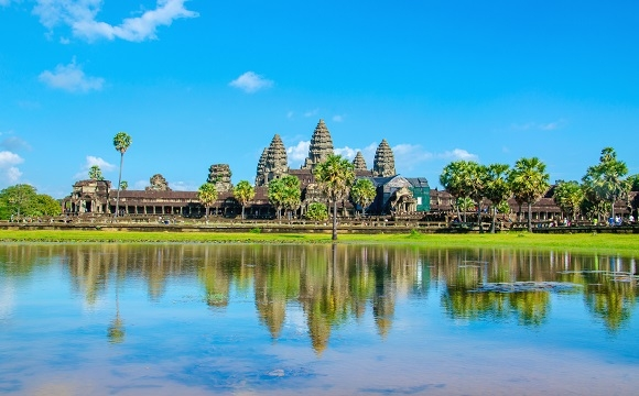 10 destinations tendances en 2017 - Le Cambodge