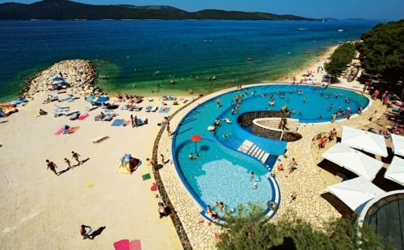 10 campings avec parcs aquatiques - Camping Solaris Beach Resort, Croatie