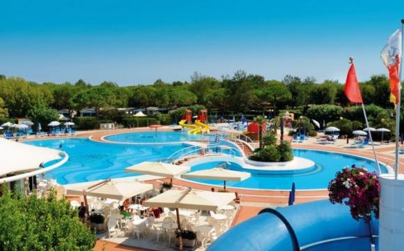 10 campings avec parcs aquatiques - Camping Sant'Angelo