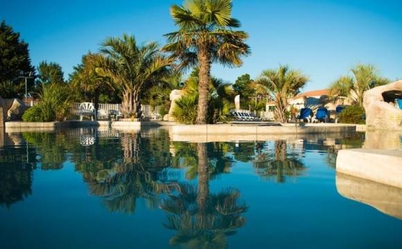 10 campings avec parcs aquatiques - Camping les Brunelles, Vendée