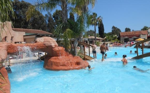 10 campings avec parcs aquatiques - Camping Les Palmiers, Hyères