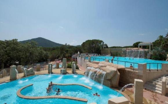 10 campings avec parcs aquatiques - Camping Les Cigales, Var