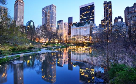 10 destinations idéales pour une lune de miel - New-York pour une lune de miel exaltée