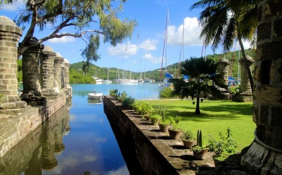 10 nouveaux sites inscrits au patrimoine mondial de l'Unesco en 2016 - Le chantier naval d'Antigua dans les Caraïbes