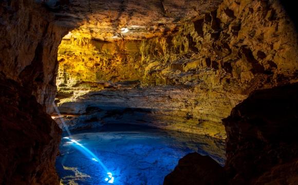 10 lieux surnaturels dans le monde - Chapada Diamantina