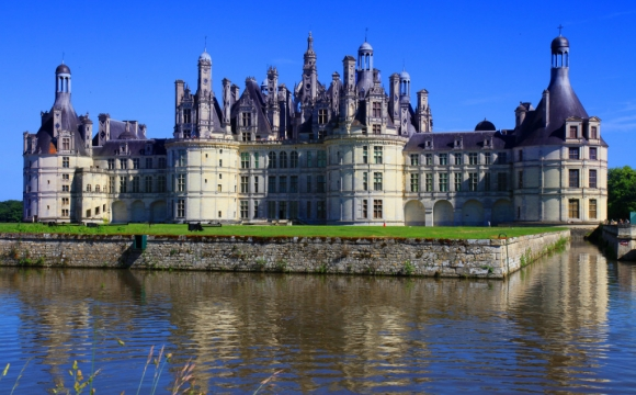 Les 10 plus belles routes de France - La route des châteaux de la Loire