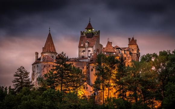 10 lieux qui font frissonner - Le château de Dracula