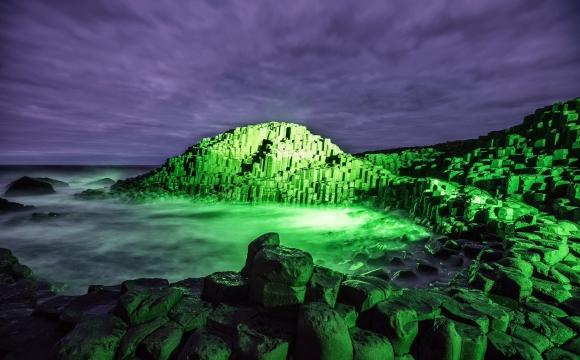 10 monuments aux couleurs de la Saint-Patrick - La Chaussée des Géants, Irlande